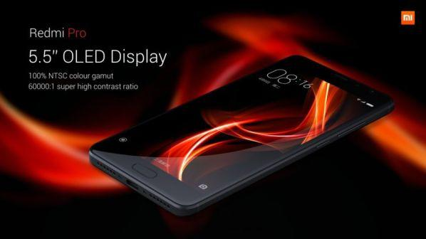 Smartphone Xiaomi Redmi note Pro is equipped with 10-core