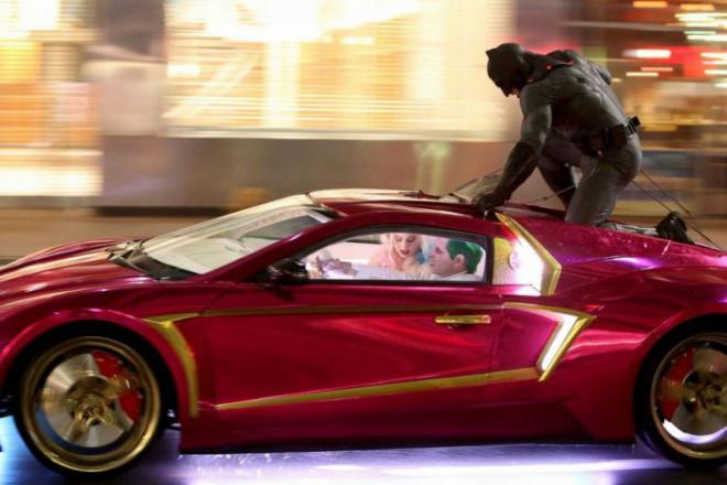 Jared Leto In Joker Starred In The Music Video Purple Lamborghini