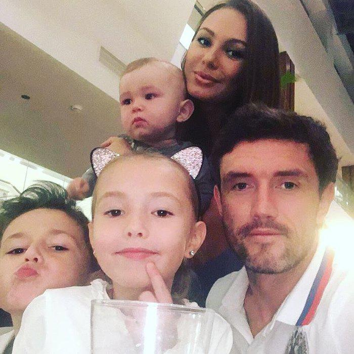 Mother of many children Inna Zhirkov wants to lose weight