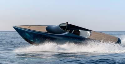Aston Martin Has Revealed The Appearance Of Future Boats Am37