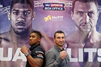 Joshua Knocks Out Klitschko, Remains Undefeated Heavyweight Champ
