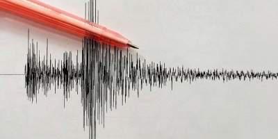 Indonesia quake damages buildings