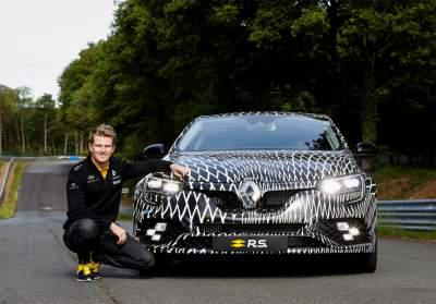 Renault to unveil all-new Megane R.S. at Monaco Grand Prix