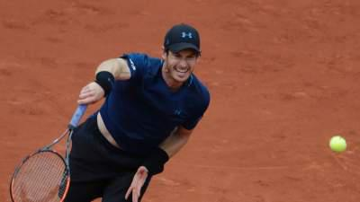 Seeded Murray Finished Strong to Reach Round Two in Paris