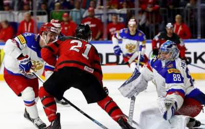 Ice hockey: Holders Canada stun Russia with third-period comeback