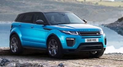 Land Rover Celebrates 6 Years of Evoque With Special Edition Model