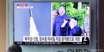 North Korea leader oversees 'new' weapon system test: KCNA