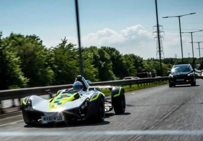 Isle of Man Adds BAC Mono Police Car to the Fleet
