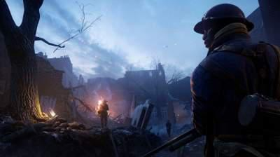 Prepare for a night fight with Battlefield 1's upcoming Nivelle Offensive maps