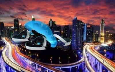 Led group invests in development of flying vehicle