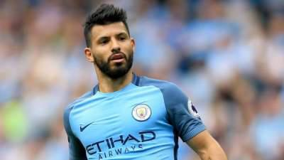 Aguero's agent says he won't leave Man City