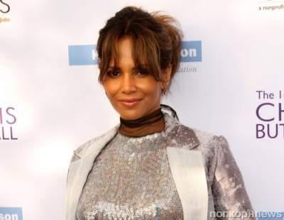 Halle Berry Sets the Record Straight About Those Pregnancy Rumors