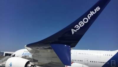 A380 plus: Airbus unveils upgraded 'superjumbo' at Paris Airshow