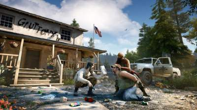 E3 2017 Ubisoft 'Far Cry 5': Gameplay trailer and new details revealed