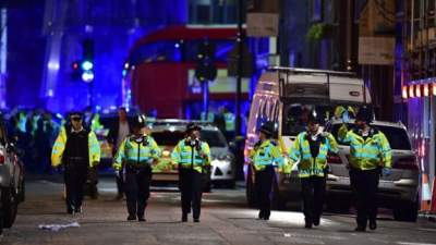 At least 20 people taken to hospital after London attack - ambulance service