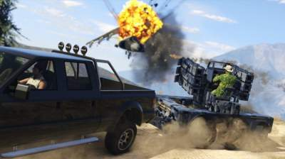 GTA 5 Online's 'Gunrunning' update gets a trailer