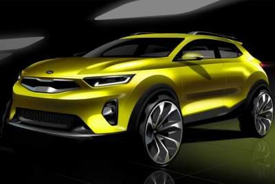 Kia announces new Stonic compact crossover