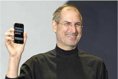 Steve Jobs invented the iPhone because he