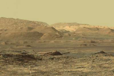 Curiosity Rover Finds More Evidence Mars Was Habitable