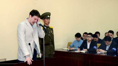 APNewsBreak: Otto Warmbier's death investigated