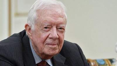 Jimmy Carter taken to Canadian hospital