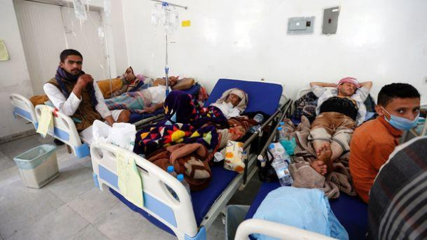 Saudi-led air strikes kill 20 Yemeni civilians
