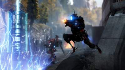 Titanfall 2's getting a 4 player co-op horde mode