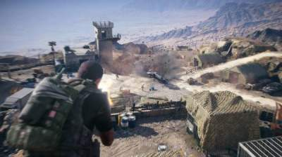 Ghost Recon: Wildlands To Add Ghost War 4v4 PvP Mode