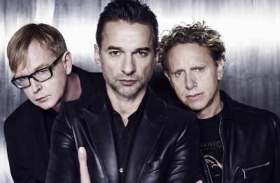 Depeche Mode Singer In Minsk Hospital, Concert Cancelled