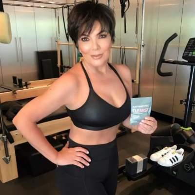 Kris Jenner Shows off Killer Curves in Age-Defying Bikini Selfie