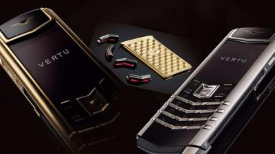Luxury phone brand Vertu shuts down