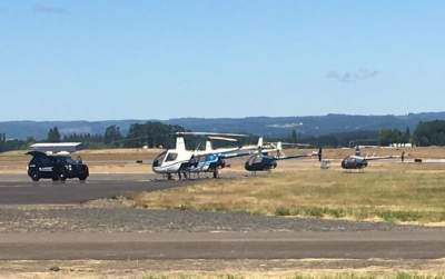 1 dead after shooting at Hillsboro Airport, police say