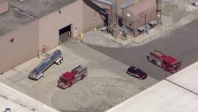 Explosion At GM Detroit-Hamtramck Assembly Plant; 3 Injured