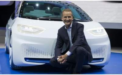 Volkswagen call out Tesla with
