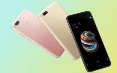 Xiaomi Mi 5X launched with dual rear camera setup and 4GB RAM