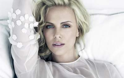 Charlize Theron Opens Up About Her Mother Killing Her Alcoholic Father