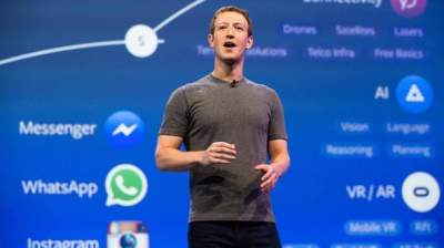 Zuckerberg: It's 'Irresponsible' To Spread Fear Over Artificial Intelligence