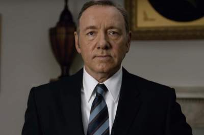 Kevin Spacey to play author Gore Vidal in biopic