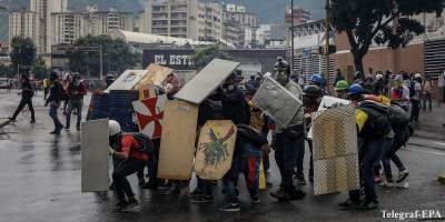 Opposition calls vote against crisis reforms — In Venezuela