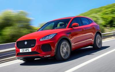The new E-PACE baby luxury SUV is exactly what Jaguar needs