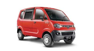 Mahindra now lauches 'Jeeto' Mini-van priced at Rs 3.42 lakh