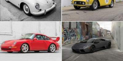Unusual Exhibits In The World Most Expensive Car Collection Photo