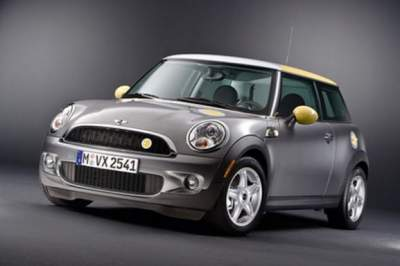 BMW to make new electric MINI in Oxford