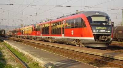 Trains searched in Hungary after 'bomb threat'