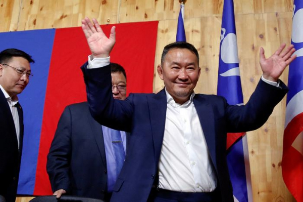 Mongolia on Presidential Election Second Round
