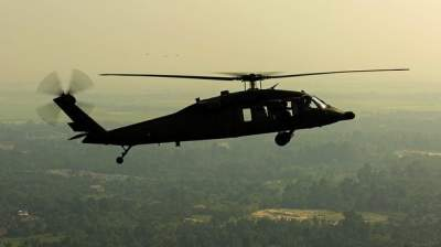 Helicopter monitoring fighting in Mali has crashed