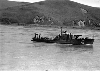 Советско-японская война в редких снимках. Фото