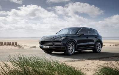 All-new third generation Porsche Cayenne revealed in full