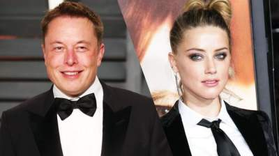 Elon Musk And Amber Heard Separate After A Year Of Romance