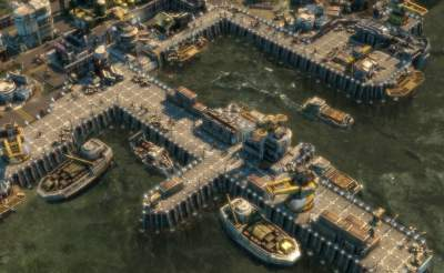 Victorian-era city-building arrives in Anno 1800, announced via Twitter photo